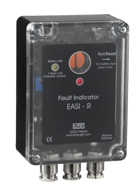 Elektro Mechanik Em Gmbh Earth Fault Indicator Type Easi
