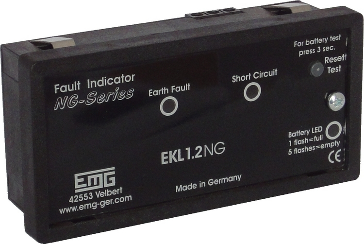 Electrical Miracles Earth Fault Indicator Circuit